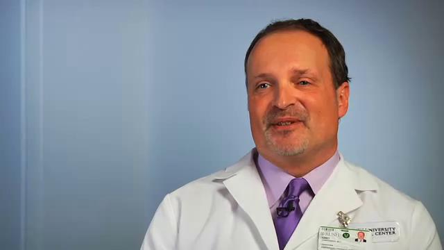 Dr. Chmielewski talks about his practice
