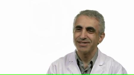 Dr. Saleh talks about his practice