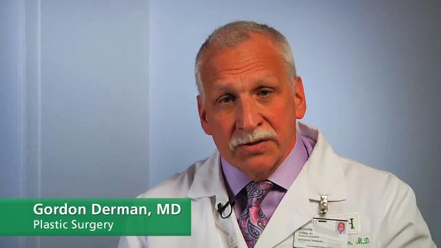 Dr. Derman talks about his practice