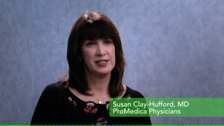 Dr. Clay-Hufford talks about her practice