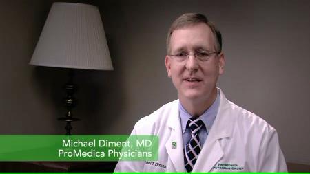 Dr. Diment talks about his practice