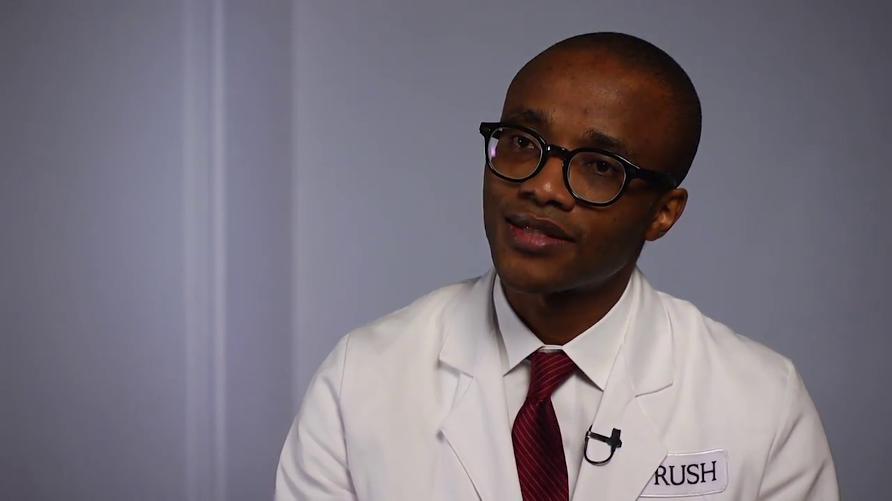 Dr. Omotosho talks about his practice