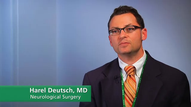 Dr. Deutsch talks about his practice