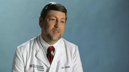 Dr. Conn talks about his practice