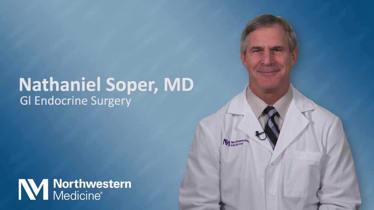 Dr. Soper talks about his practice