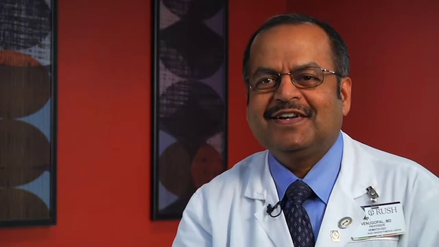 Dr. Venugopal talks about his practice