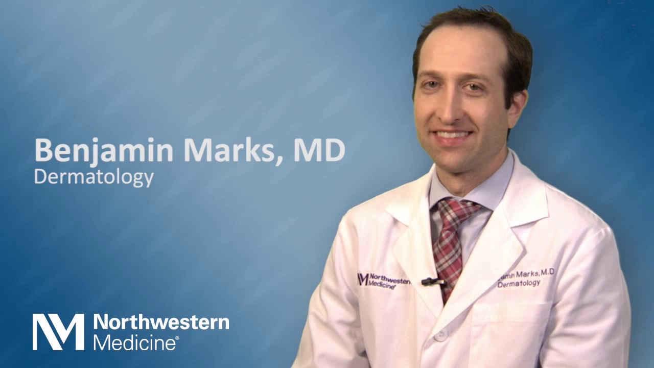 Dr. Marks talks about his practice
