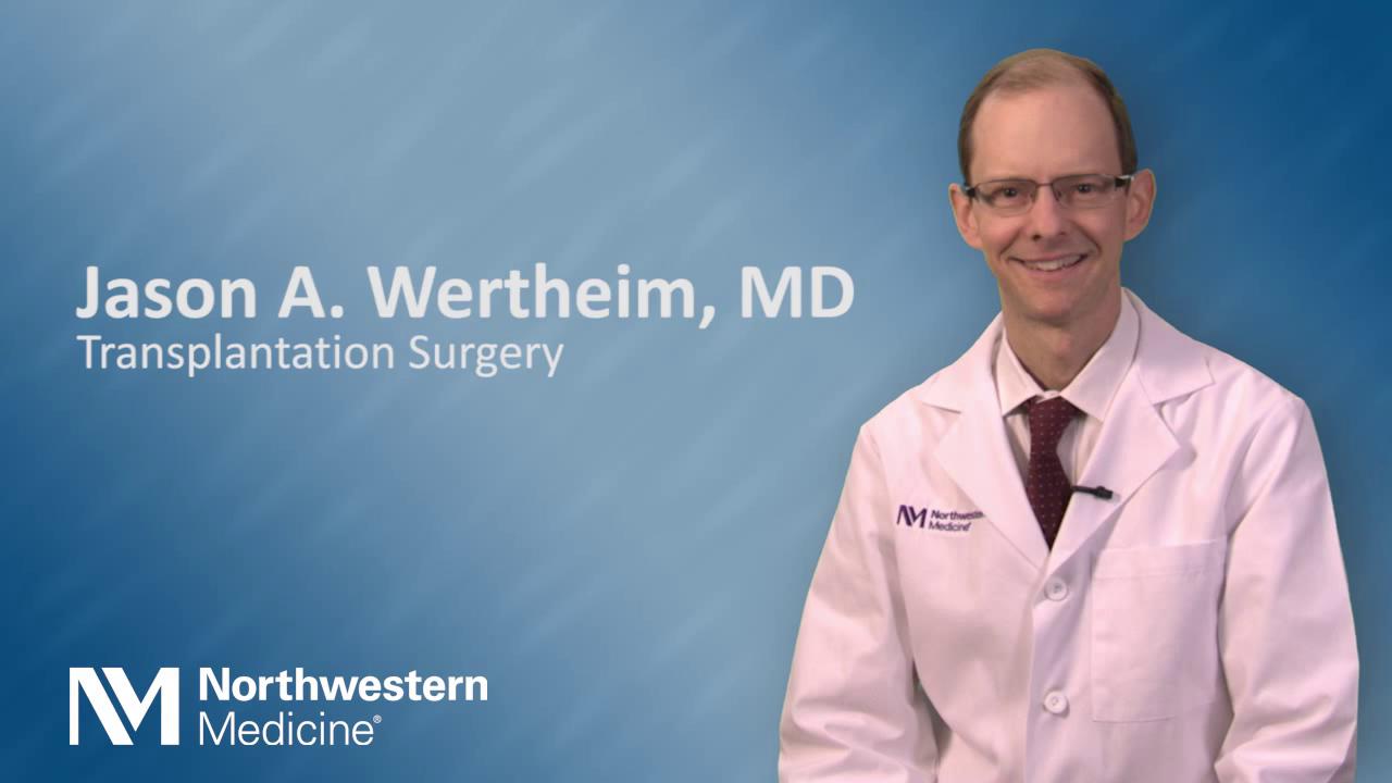 Dr. Wertheim talks about his practice
