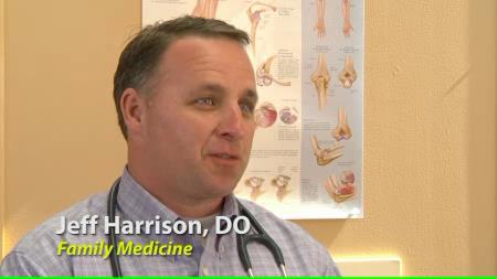 Dr. Harrison talks about his practice