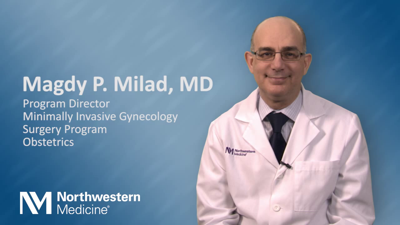 Dr. Milad talks about his practice
