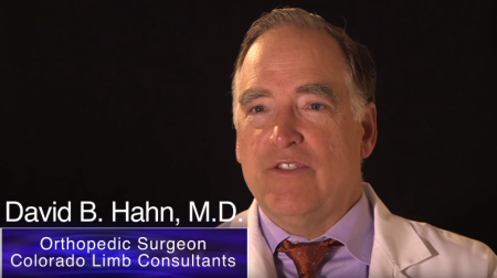 Dr. Hahn talks about his practice