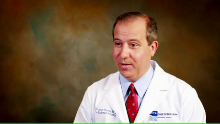 Dr. Bryan talks about his practice