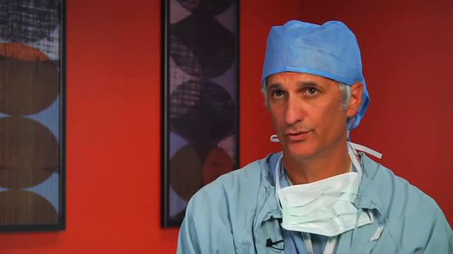 Dr. Kavinsky talks about his practice