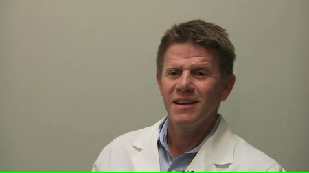 Dr. Milner talks about his practice