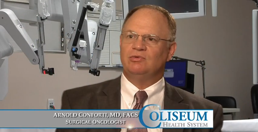 Dr. Conforti talks about his practice