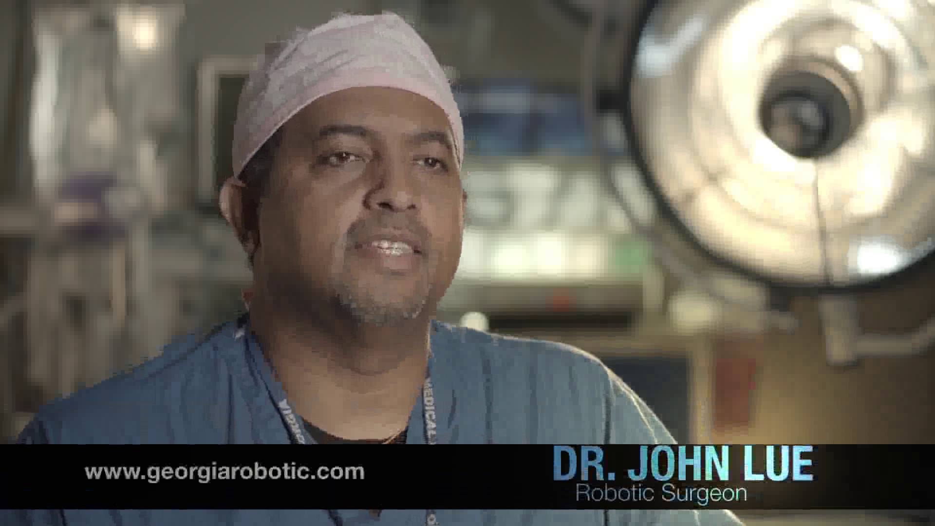 Dr. Lue talks about his practice