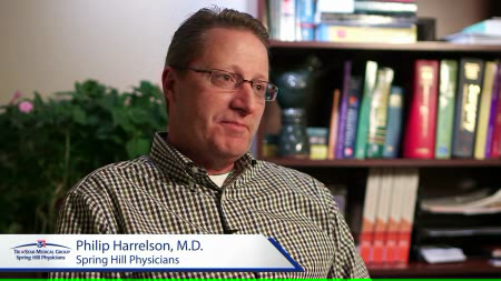 Dr. Harrelson talks about his practice