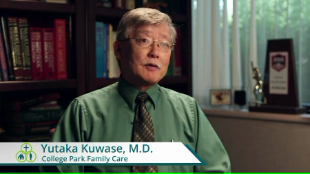 Dr. Kawase talks about his practice