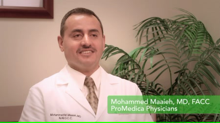 Dr. Maaieh talks about his practice