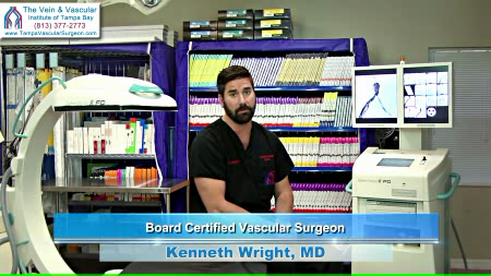 Dr. Wright talks about his practice