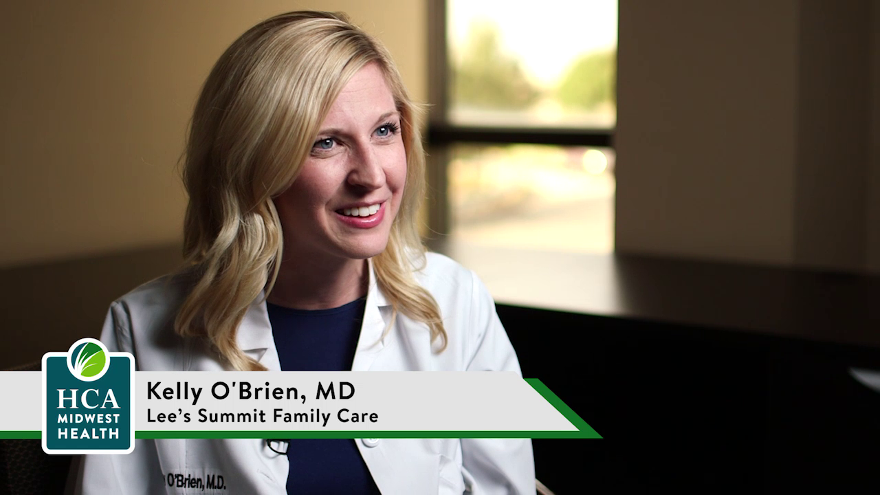 Dr. O'Brien talks about her practice