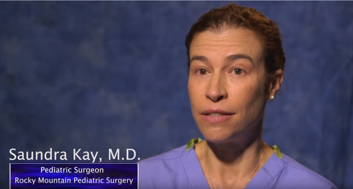 Dr. Kay talks about her practice