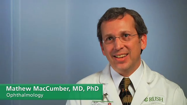 Dr. Maccumber talks about his practice