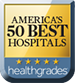 America's 50 Best Hospitals Award