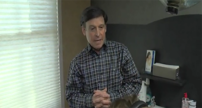 Dr. Steinberg talks about his practice