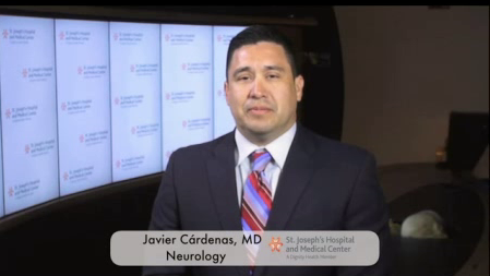 Dr. Cardenas talks about his practice