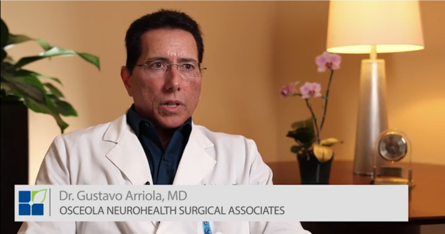 Dr. Arriola talks about his practice