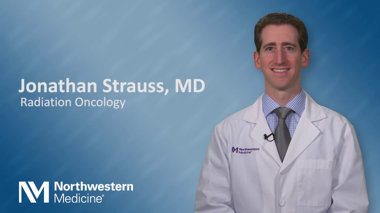 Dr. Strauss talks about his practice