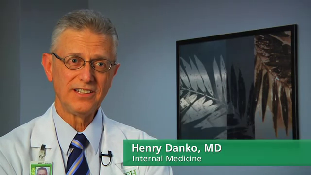 Dr. Danko talks about his practice