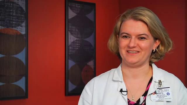 Dr. Batus talks about her practice
