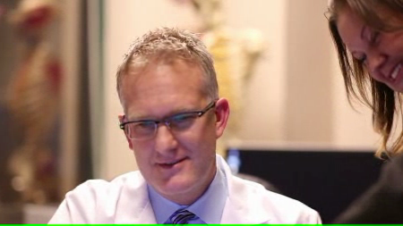 Dr. Muncy talks about his practice