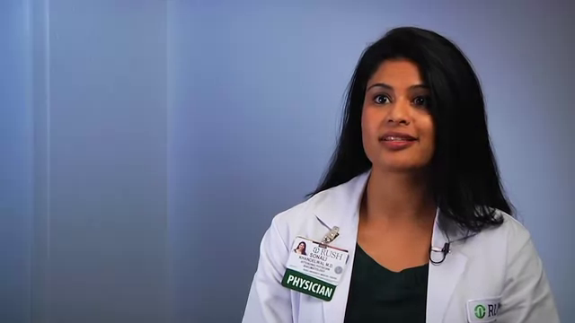 Dr. Khandelwal talks about her practice