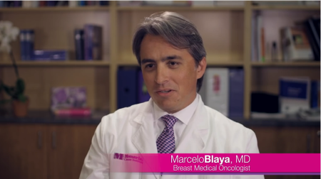 Dr. Blaya talks about his practice