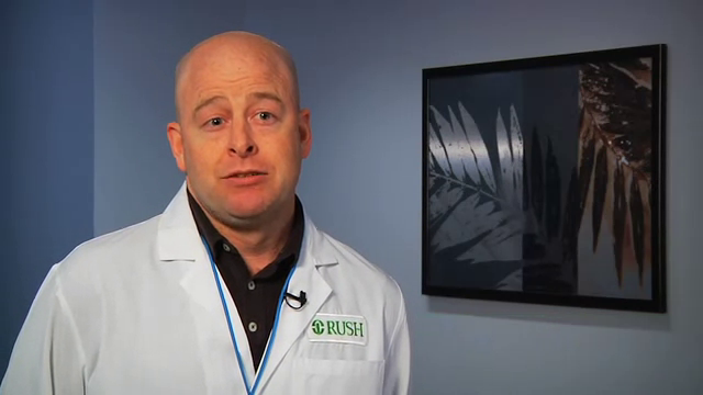 Dr. Grant talks about his practice