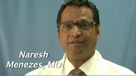 Dr. Menezes talks about his practice