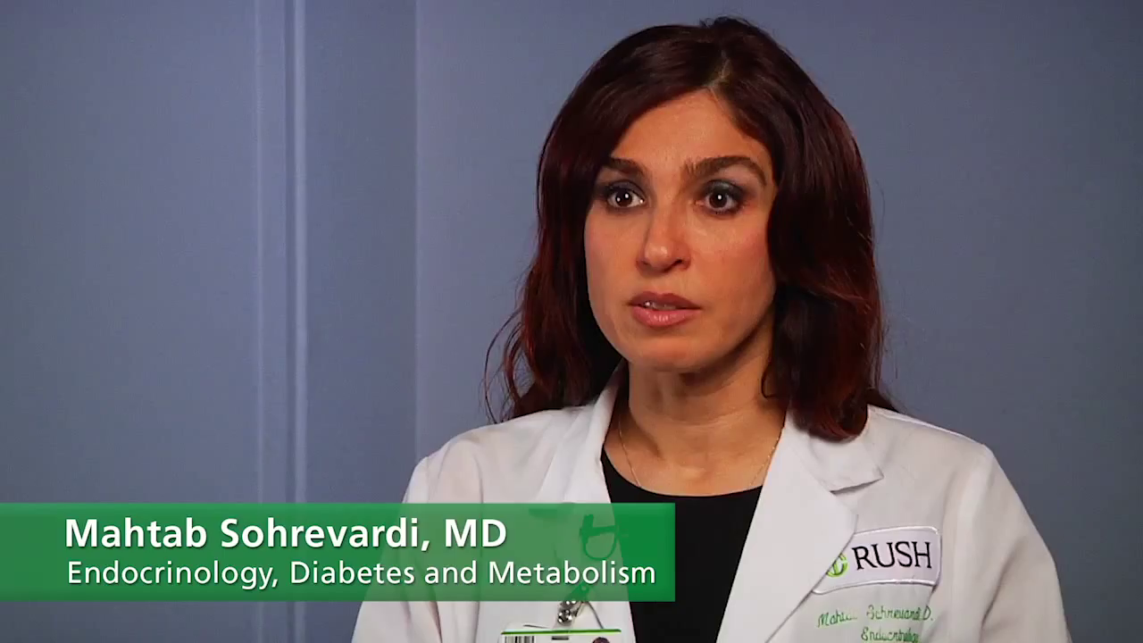 Dr. Sohrevardi talks about her practice