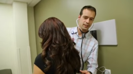 Dr. Rhoads talks about his practice