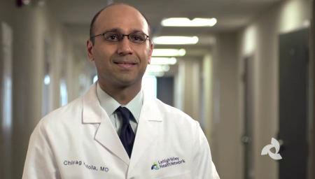 Dr. Kalola talks about his practice