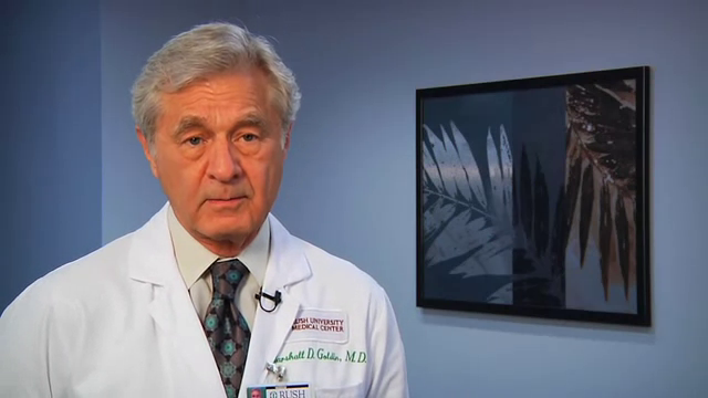 Dr. Goldin talks about his practice