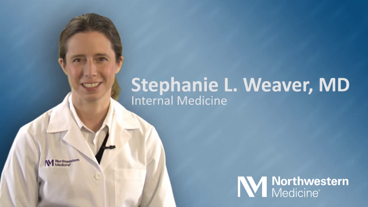 Dr. Weaver talks about her practice