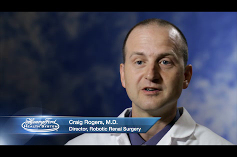 Dr. Rogers talks about his practice