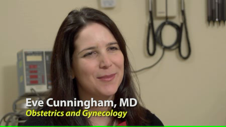 Dr. Cunningham talks about her practice