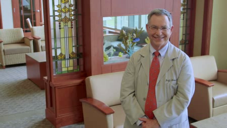 Dr. Shanes talks about his practice