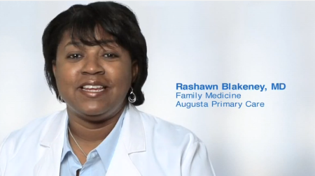 Dr. Blakeney talks about her practice