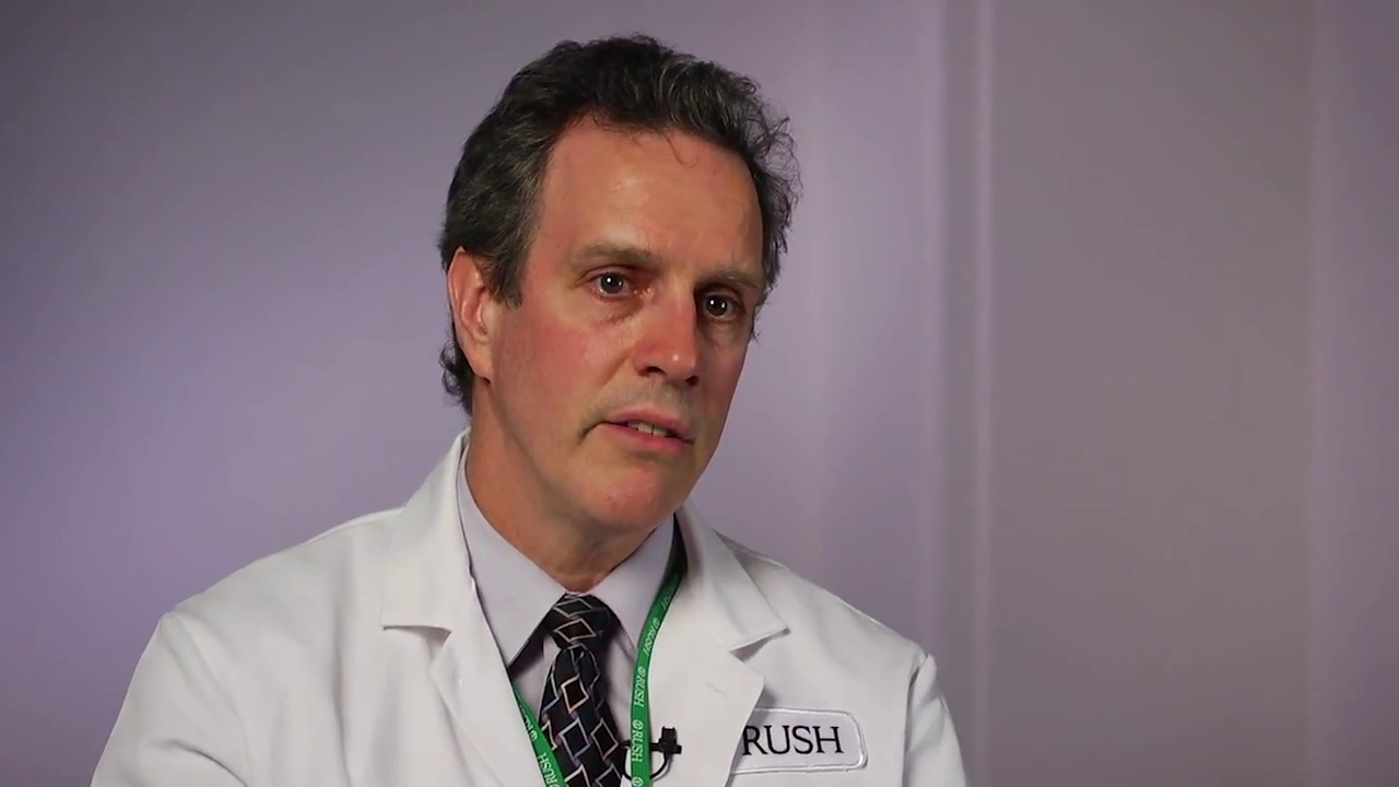 Dr. Dunham talks about his practice