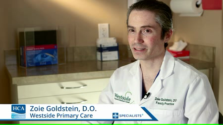 Dr. Goldstein talks about his practice